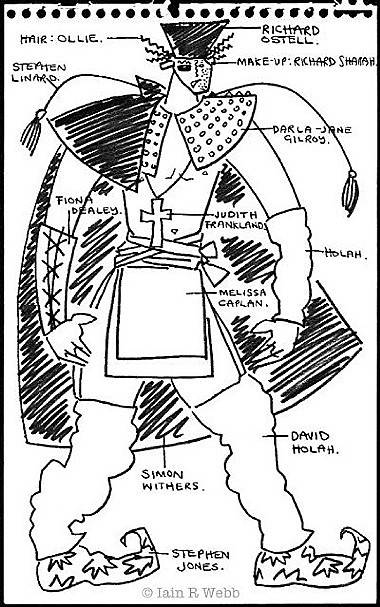 identikit, Blitz Kid, Iain R Webb, St Martin's, fashion