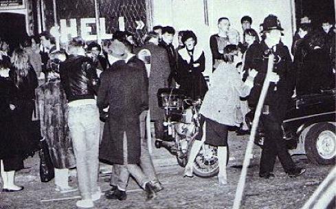 Hell club, London