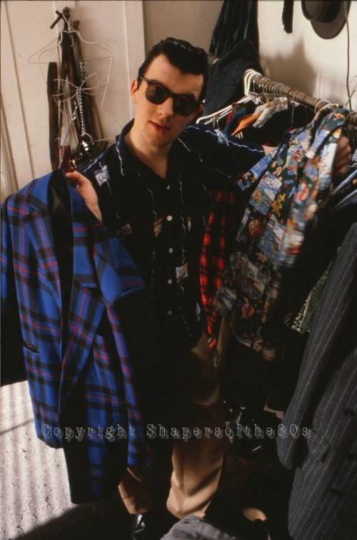 Chris Sullivan, zoot suit, fashion, London