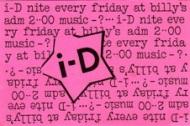 i-D, clubnight, 1980