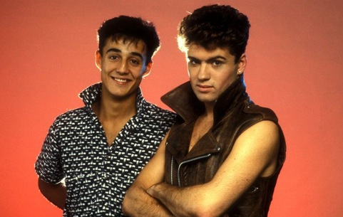 WHAM,  ANDREW RIDGELEY, GEORGE MICHAEL,POP