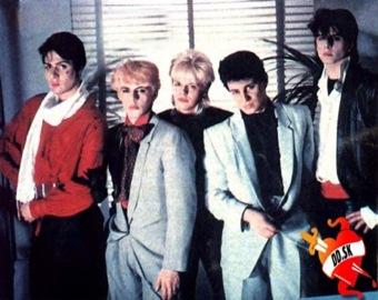 Duran Duran, Perry Haines, EMI, Milton, photoshoot