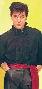 Duran, Roger Taylor,1981, New Romantics