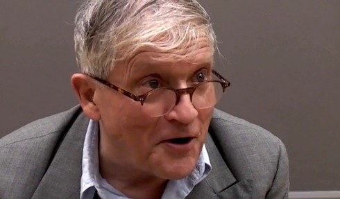 David Hockney, Royal Academy,exhibition,Bigger Picture ,London,interview, video