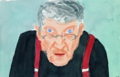Hockney, iPad