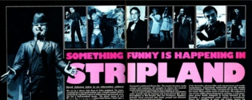 Comic Strip, 1980, Rik Mayall, Ade Edmondson, Alexei Sayle, alternative comedy