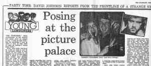 First published in the Evening Standard, May 11, 1983