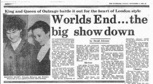 First published in the Evening Standard, Nov 4, 1983