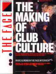 FACE No 34,club culture