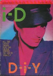i-D, 1984