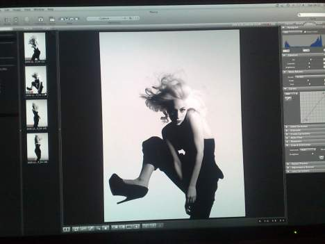 Lady Gaga, Nick Knight