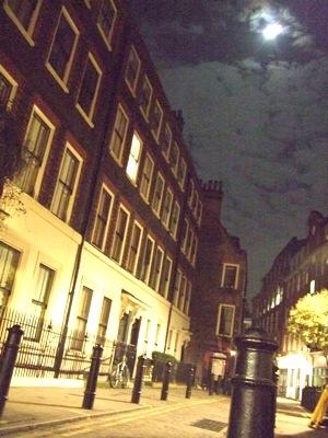 Meard Street, Soho, Westminster Wi-fi, Ian Wilder, Gossips