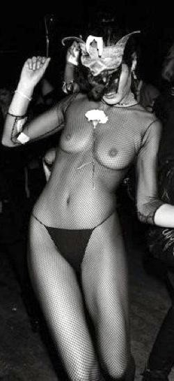 Le Palace, 1980, dancer