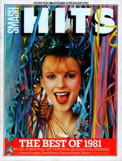 Altered Images , Smash Hits, Clare Grogan