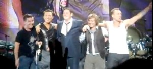 Spandau reunited, Dublin 2009: grabbed at YouTube from fan vid by Irisheaglesfan