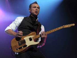 "Gary Kemp in Dublin: ""can still whack out a tune"", said the Irish Times. Picture © by Brian Rasic"