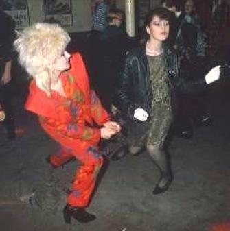 Blitz Club London New Romantics 1980