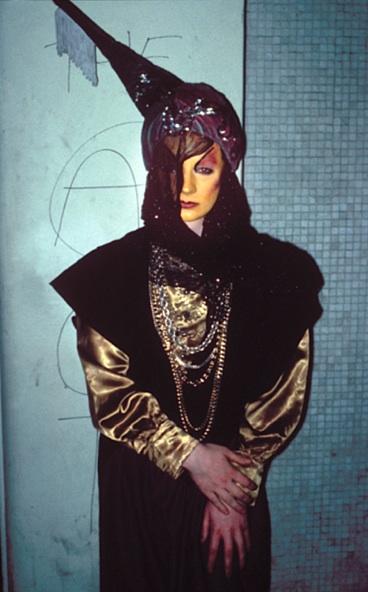 George O'Dowd, New Romantics, London, 1981