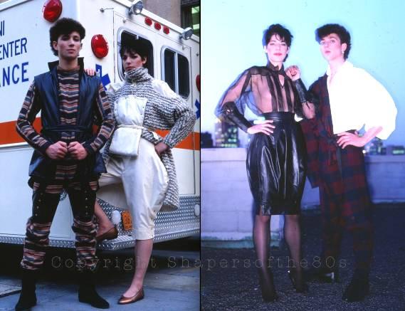 Axiom fashion , Jon Baker