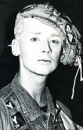 Boy George, 1987, Gabor Scott