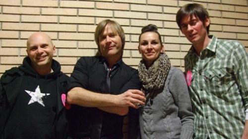 Steve Norman, Barcelona, German Sanchez, Bianca de Vilar, Dennis Newby