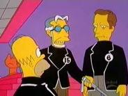Simpsons, 2000, Menace Shoes, Fox