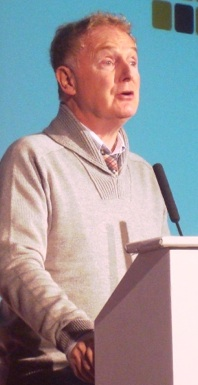 Malcolm McLaren,Handheld Learning Conference ,2009 , Steve Wheeler