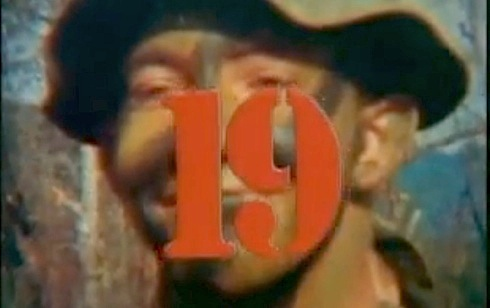 Paul Hardcastle, Nineteen,pop video