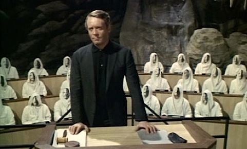 Patrick McGoohan, The Prisoner, 1967