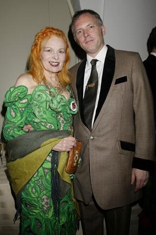 Vivienne Westwood, Joe Corre, 2008, Condenast