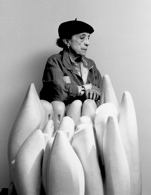 Raimon Ramis, sculpture, Louise Bourgeois