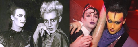 Blitz club, London 1979, Wilf, Stephen Linard, 2010, Worried About the Boy, Boy George, Daniel Wallace,Douglas Booth,