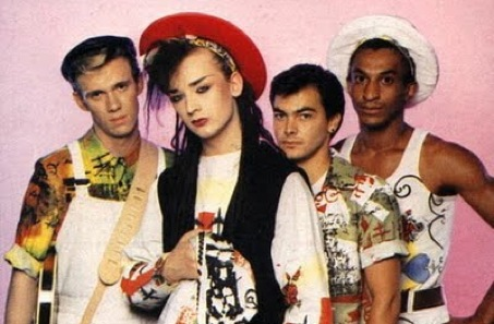 Culture Club, pop, 1982, Boy George