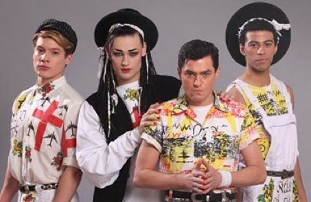 Culture Club, Worried About the Boy, BBC, TV, 2010