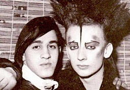 Blitz Kids, Boy George, Christos Tolera, 1979