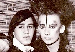 Blitz Kids, Boy George, Christos Tolera, 1979