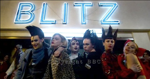 Worried About the Boy, Blitz club, George O'Dowd, New Romantics, 1980, London