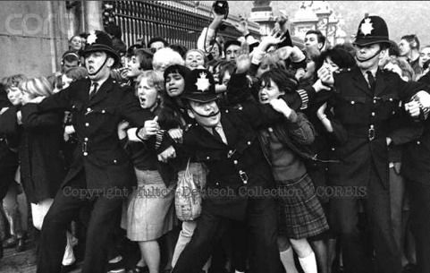 Beatlemania, London, 1965