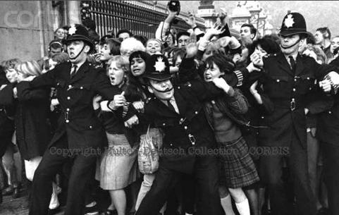 Beatlemania, London, 1965