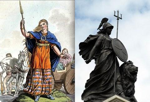 Boudica, Britannia