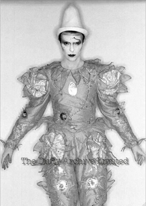 Brian Duffy, David Bowie, Scary Monsters
