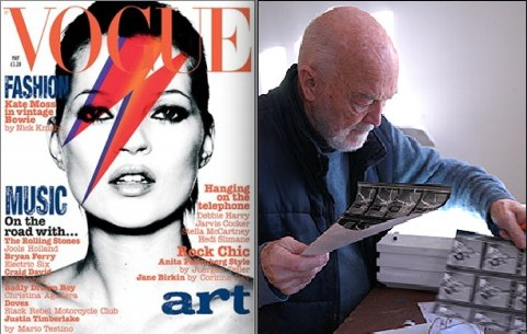 Vogue, Brian Duffy, photographer