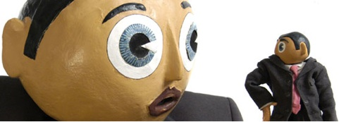 Frank Sidebottom, comedian, Little Frank, Timperley, Manchester