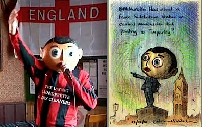 Frank Sidebottom, Three Shirts On My Line, World Cup, Nick Hilditch, tributes