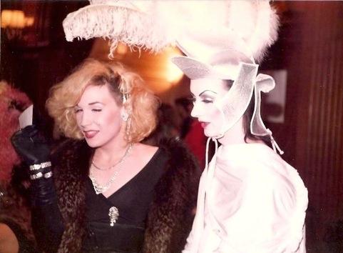 Marilyn, George O'Dowd,Blitz Kids