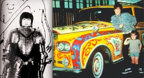 John Lennon, Julian, Rolls-Royce, Kenwood