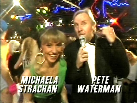 Hit Man and Her, UK, TV shows,pop, discotheques,Pete Waterman, Michaela Strachan, Take That, Manchester