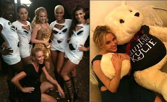 Kylie Minigue, Heaven, London ,Aphrodite, interview