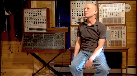 Vince Clarke, Motherboard.tv, Maine, Depeche Mode, synthesisers