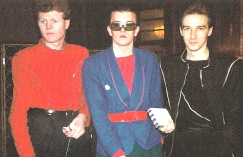 Rusty Egan, Steve Strange, Midge Ure, Visage, synth-pop, Rocking the Blitz,BBC